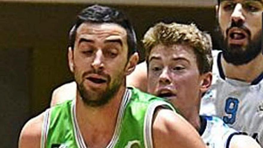 Mario Álvarez, nuevo ala-pivot y experiencia para el CB Zamora