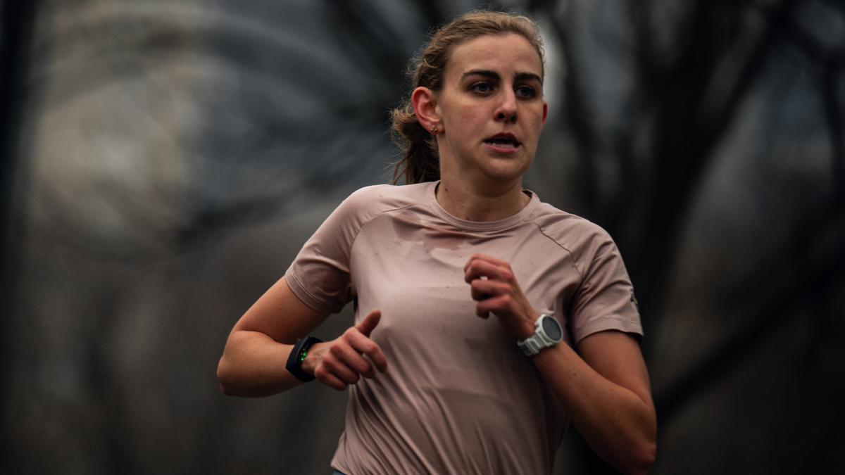La atleta Mary Cain.