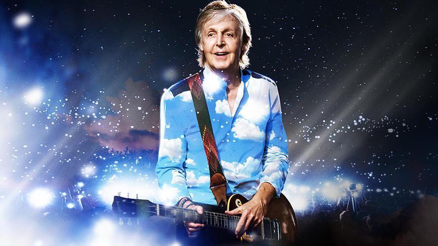 Cancel·lat el concert de Paul McCartney a l'Estadi Olímpic de Barcelona del 17 de juny