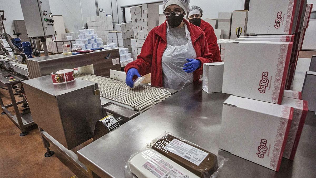 Productos Kelmy exporta pasta de azúcar halal. | Pilar Cortés