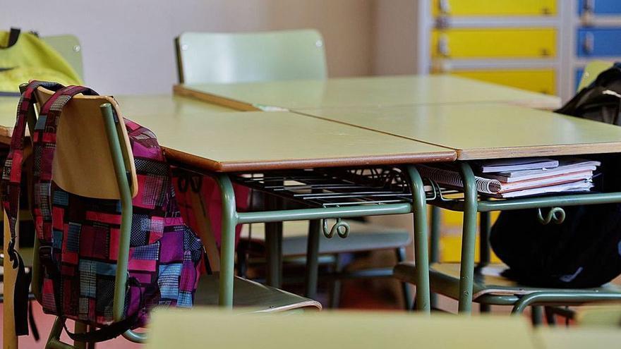 Educación simplifica el procedimiento para la admisión del alumnado del curso 2021-2022