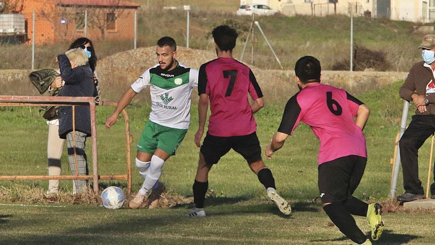 Coreses regresa a la Regional con un empate ante Ribert
