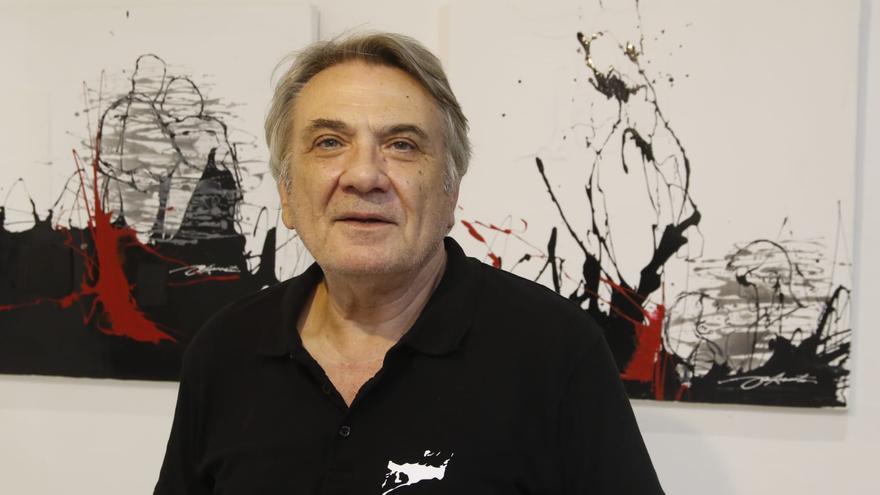 Pepe Amate muestra en Córdoba su nueva obra