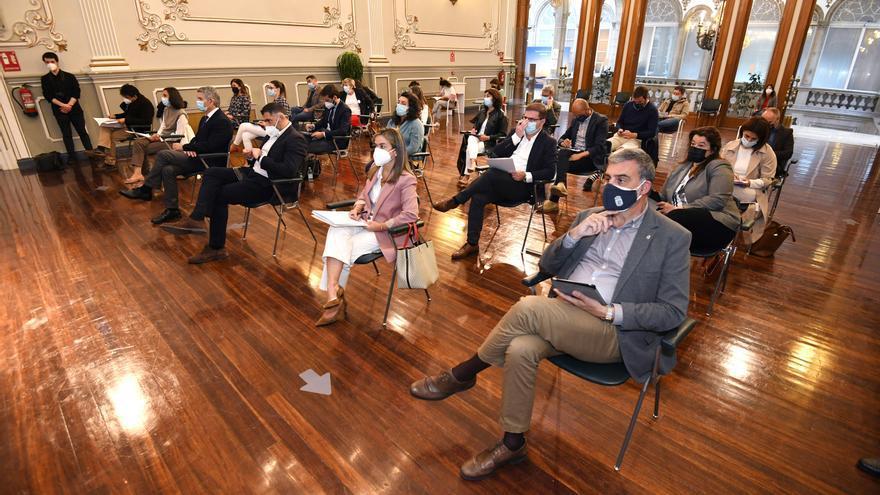 """La Diputación anuncia """"novedades"""" en el plan del Museo y rechaza las alternativas del PP"""