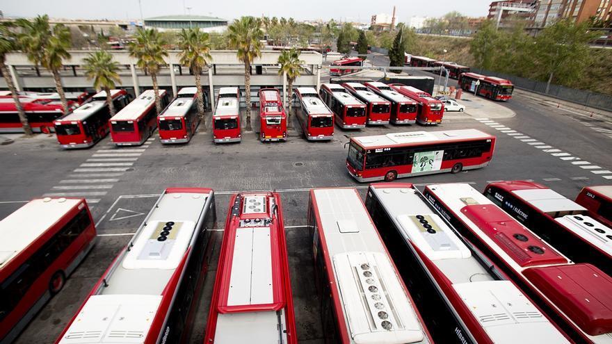 La EMT deberá pagar 47.000 euros a una pasajera que se rompió la cadera al caer en el autobús