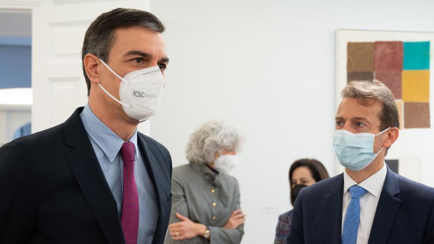 Sánchez pide a Airbus proteger el empleo en España
