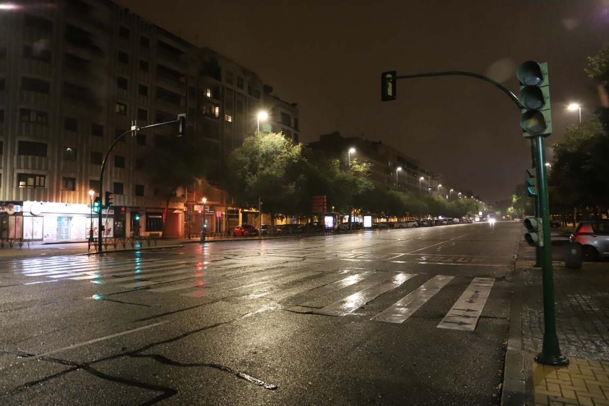 Coronavirus en Córdoba: primera noche de las nuevas restricciones