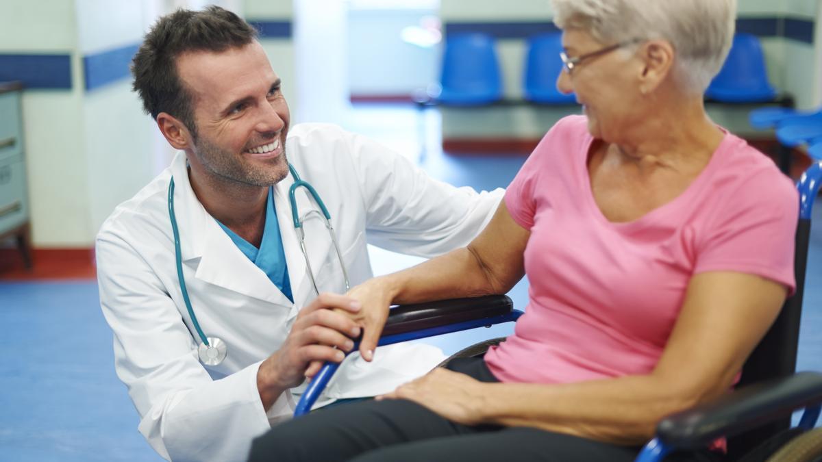 La calidad asistencial de un sistema sanitario también se mide por el trato hacia el paciente