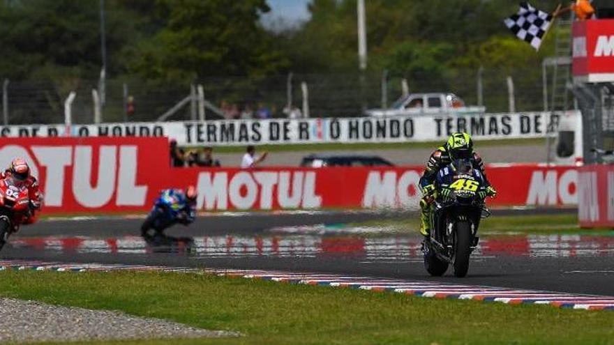 Aplazan el Gran Premio de MotoGP de Argentina a octubre o noviembre
