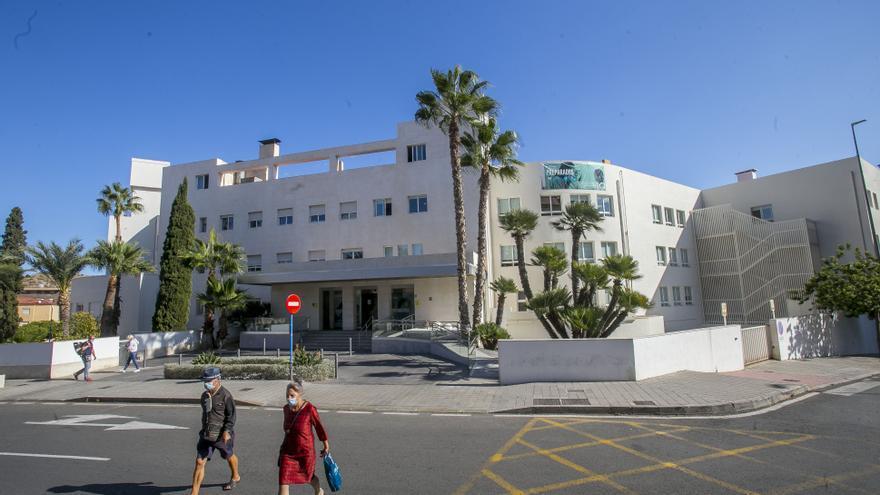 Las cuentas de Vithas Alicante acusan el fin del contrato de hemodiálisis con el Consell