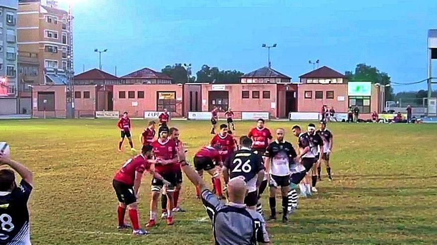 Los equipos de rugby de Cullera y Alzira pierden ante rivales muy superiores