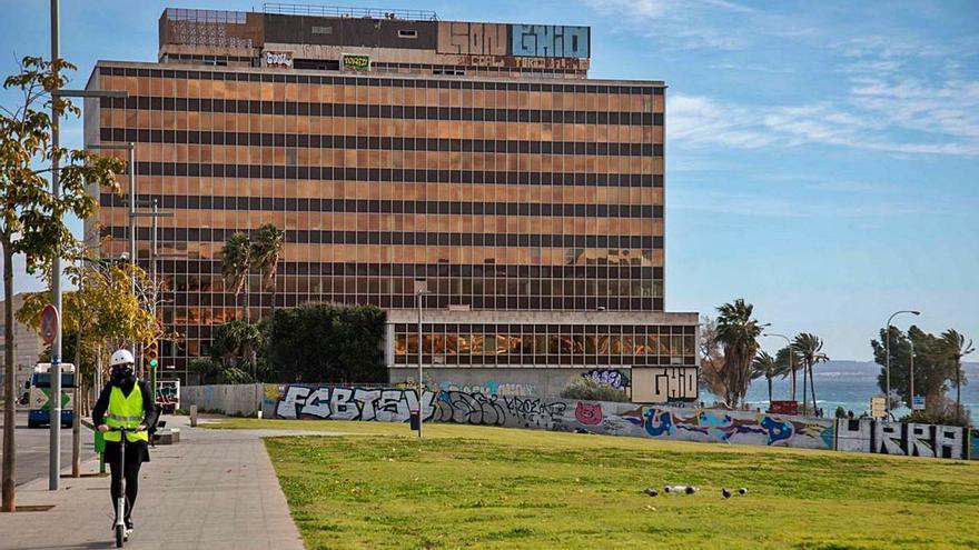 Cort ya redacta el programa urbanístico del edificio de Gesa, propiedad de Endesa