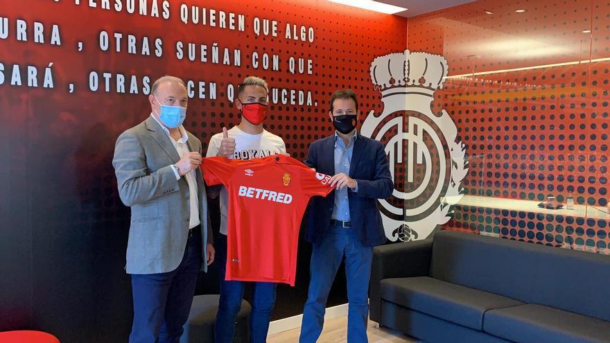 El Mallorca hace oficial el fichaje del argentino Cufré