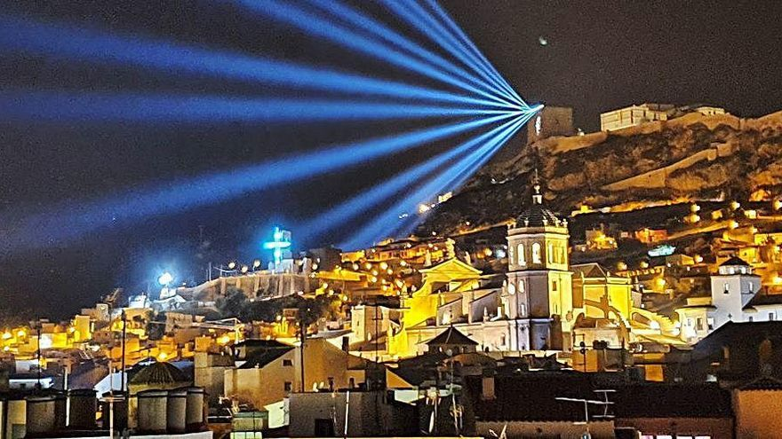 La Navidad llega a Lorca de la mano de nuevas tecnologías