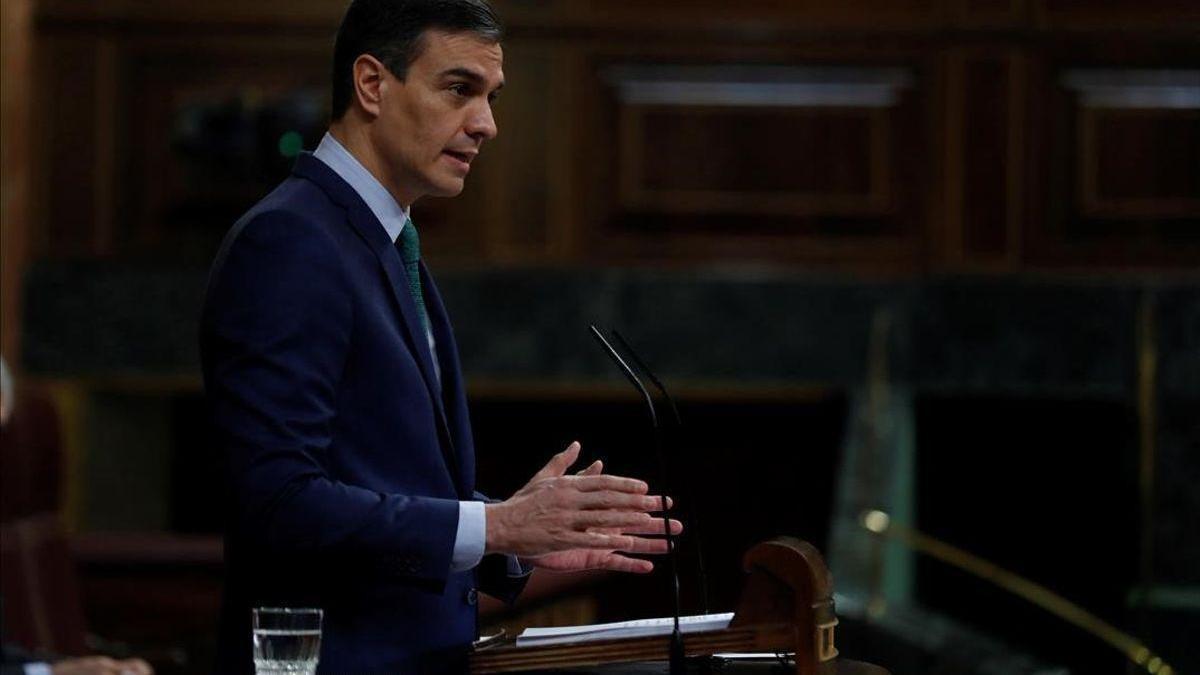 """Sánchez muestra su """"perturbación e incomodidad"""" ante la segunda regularización de Juan Carlos I"""