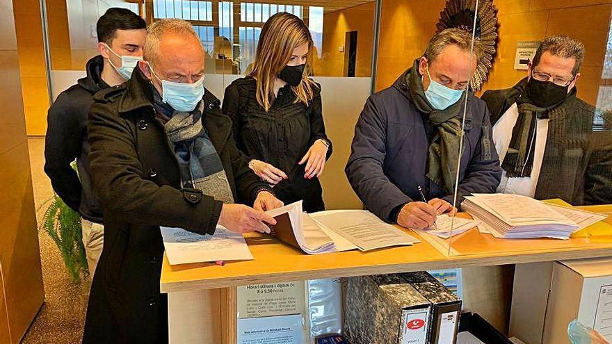 El PNC triplica els avals requerits per poder-se presentar a Girona