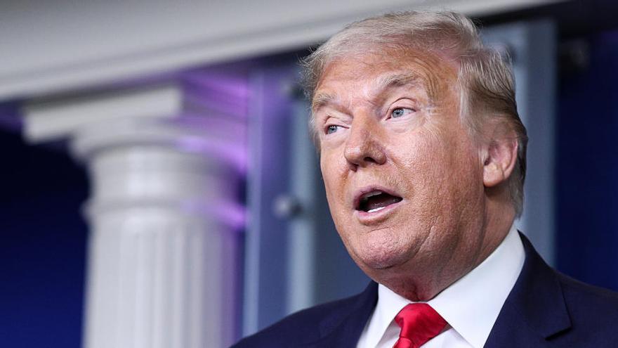 Trump hará una gira para arremeter contra Biden