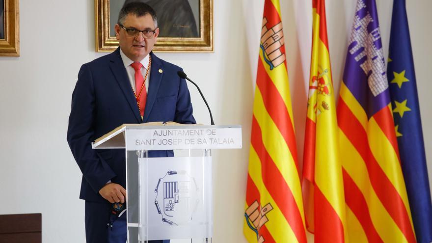 """El Ayuntamiento de Sant Josep remodela su equipo de gobierno """"para afrontar el último tramo de mandato"""""""