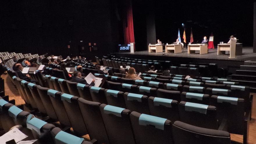 El Partido Popular regresa al gobierno del Concello de Ourense