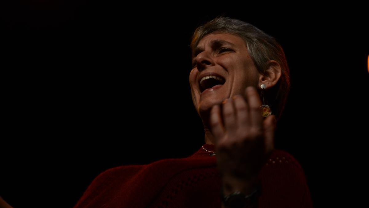 Patricia McGill, una de las narradoras que actuarán en el festival.
