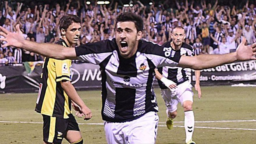 Vuelve a ver el partido completo del Castellón-Portugalete