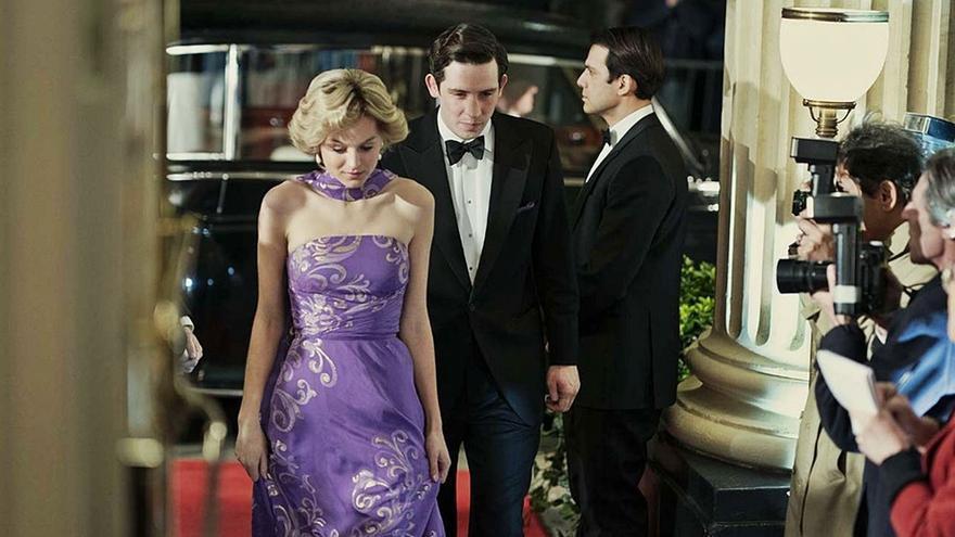El show de Diana y Carlos en la 'era Thatcher'