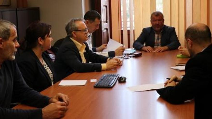 La Universitat de València elabora un plan director para el patrimonio industrial de Sagunt