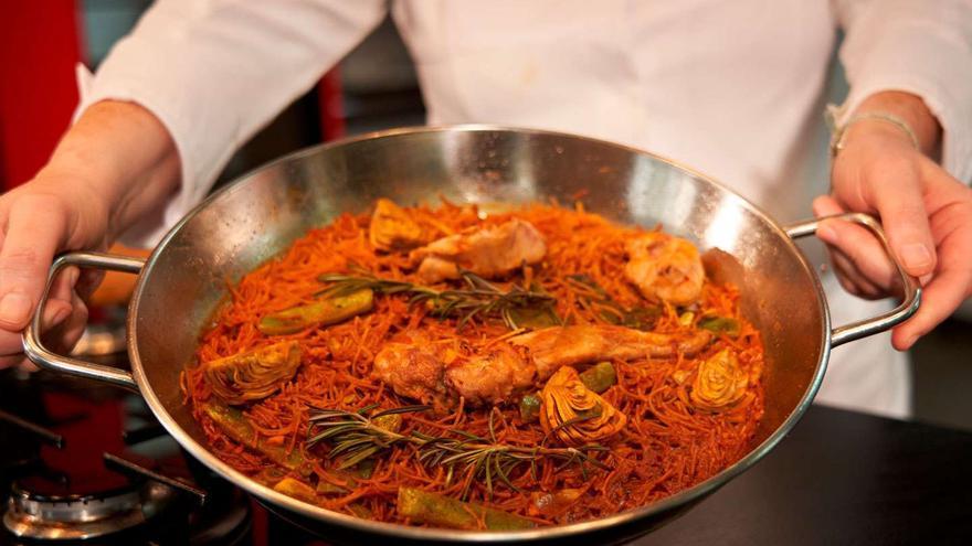 La chef Pepa Muñoz reinterpreta para las personas con diabetes 5 platos regionales españoles con motivo del Día Mundial de la Diabetes