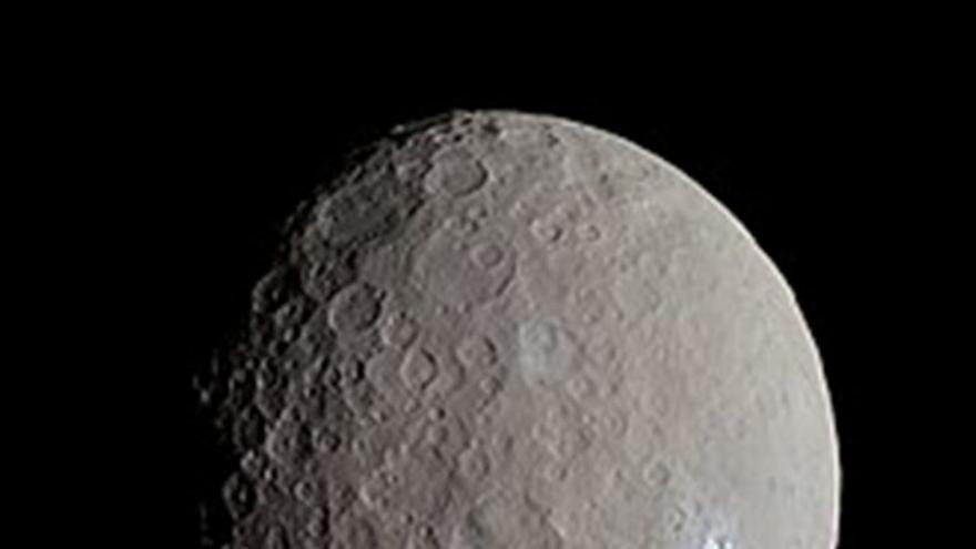 Un mega satélite orbitando al planeta Ceres podría ser el nuevo hábitat de la humanidad