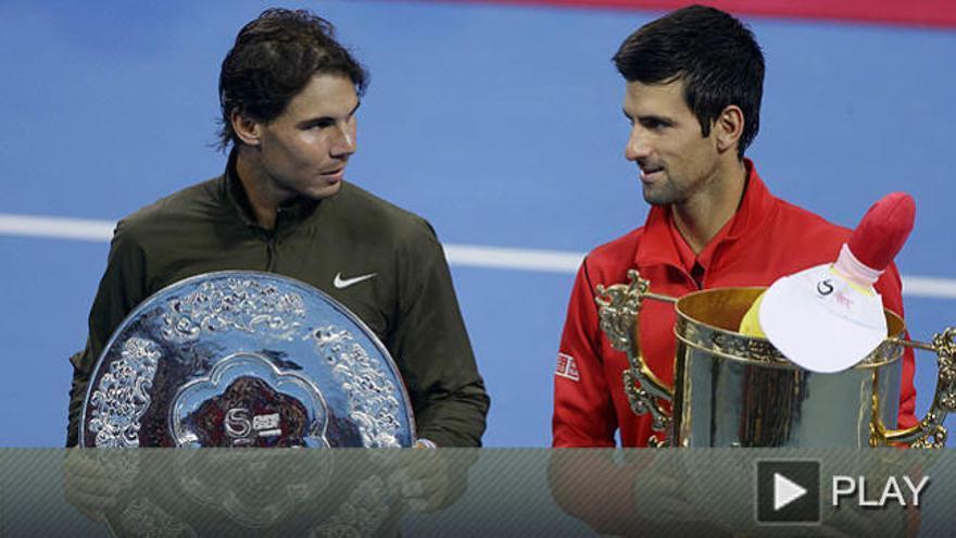La revancha de Djokovic
