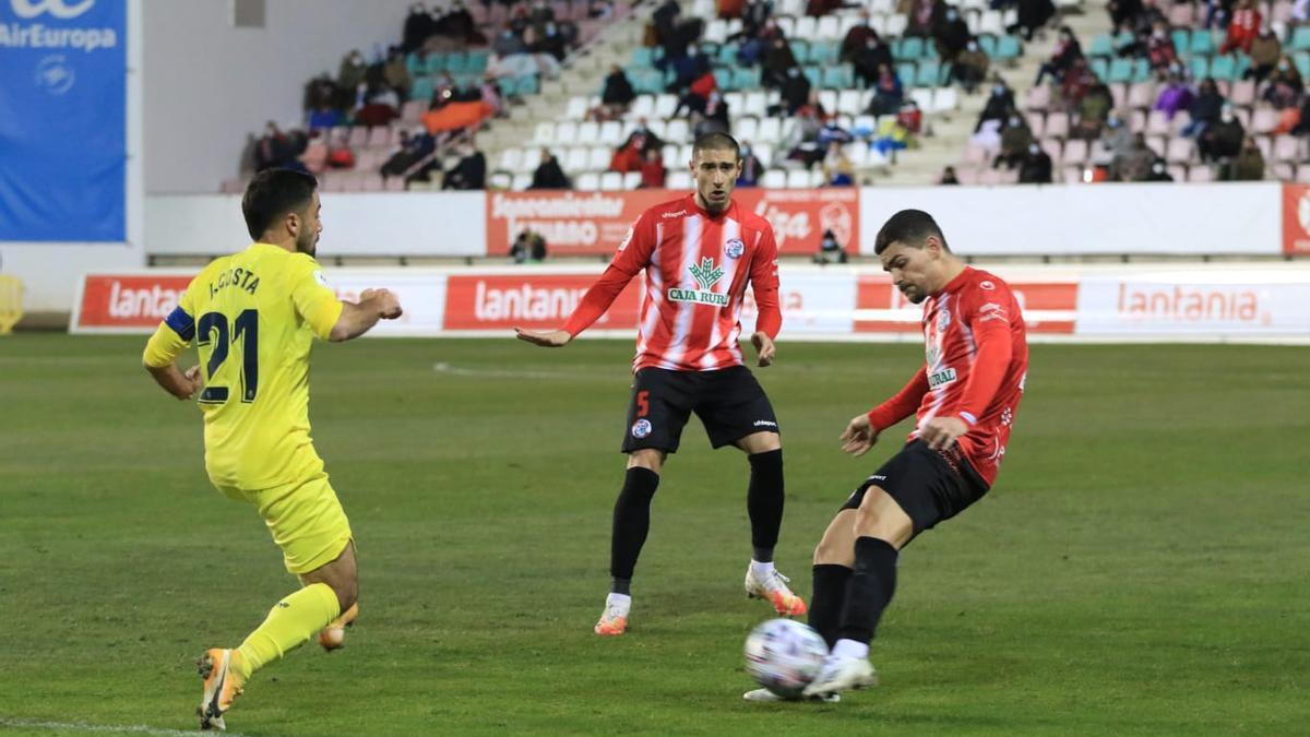 GALERÍA | El Zamora - Villarreal de Copa del Rey, en imágenes