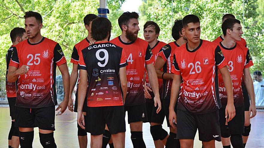 Victoria del Xàtiva Voleibol en la Copa autonómica