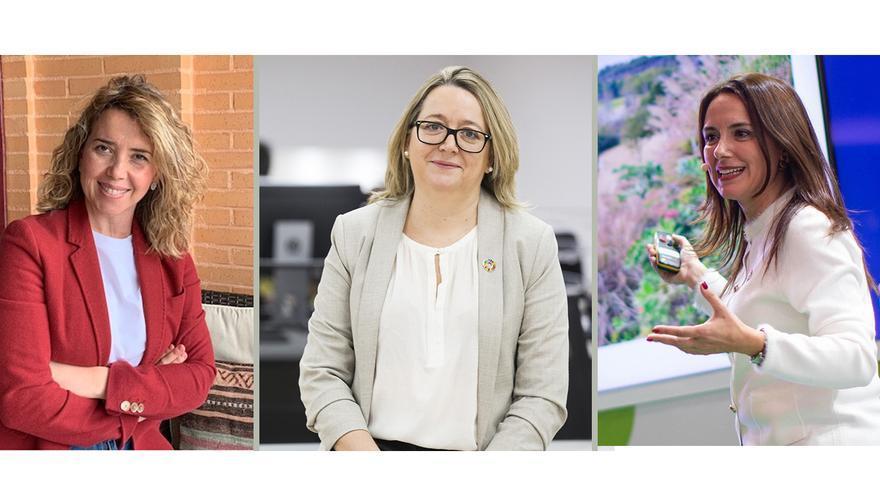 Hidraqua: Tres mujeres con una extensa trayectoria profesional
