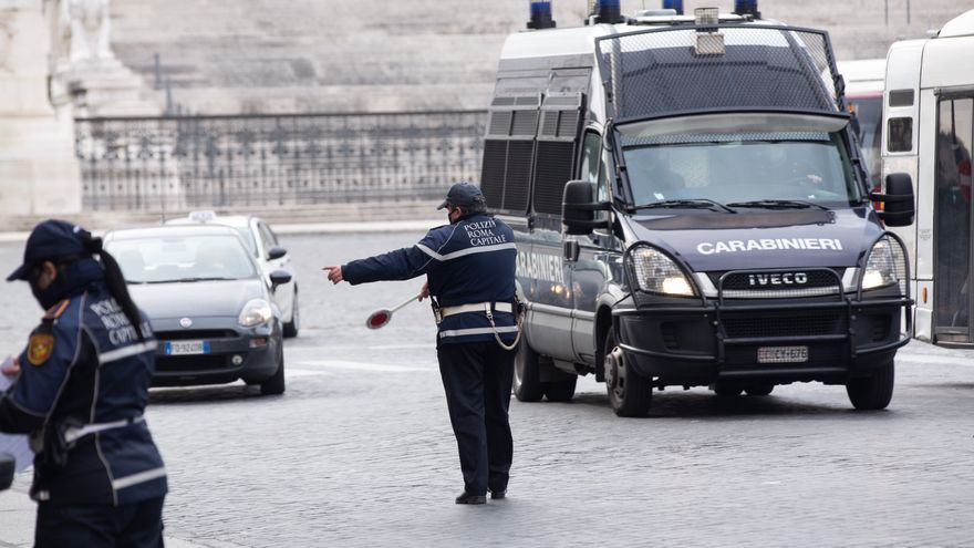 Los contagios en Italia se disparan a 24.000 en el último día