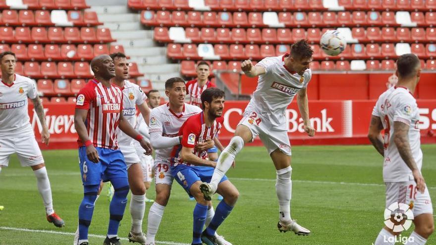 Las claves de la derrota del Mallorca ante el Sporting