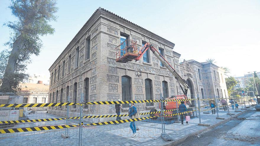 Finalizan las obras de rehabilitación de la Cárcel Vieja de Murcia