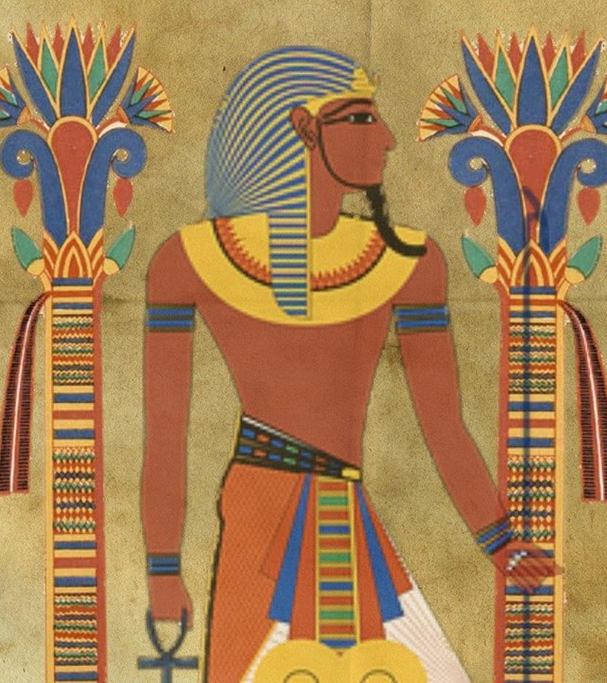 Exposición - Faraón la imagen de Egipto