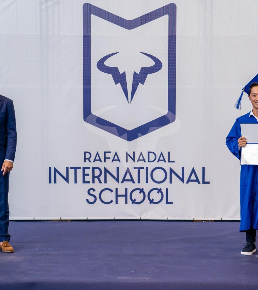 Rafa Nadal International School: una referencia educativa en Balears