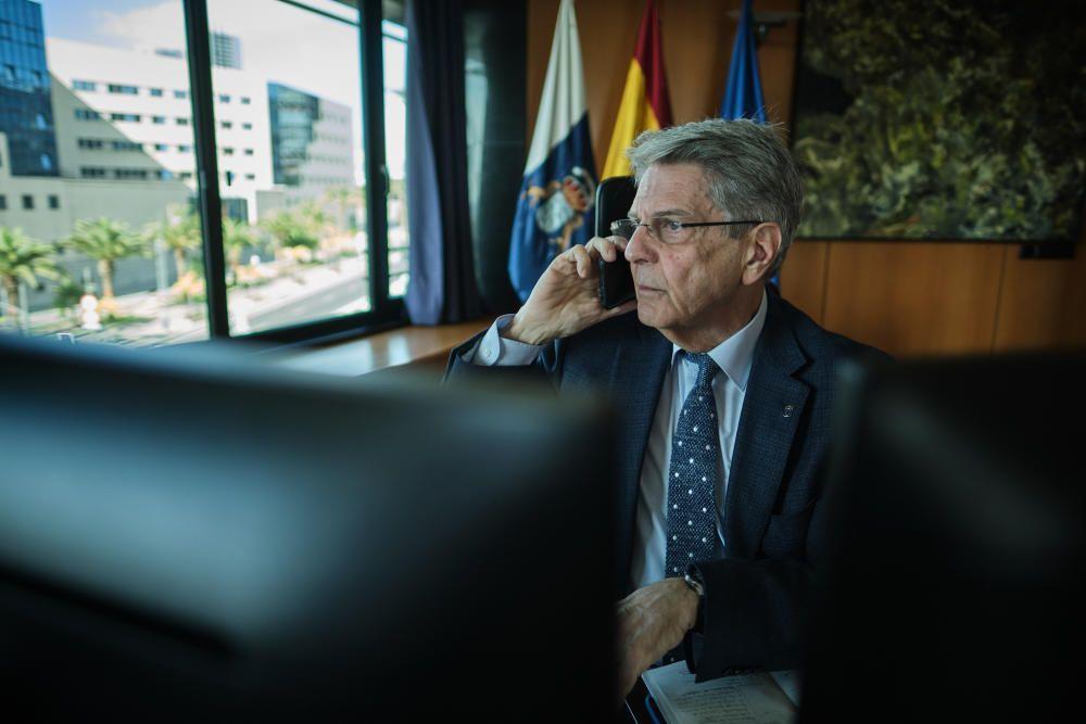 Julio Pérez, en Diálogos para la reconstrucción