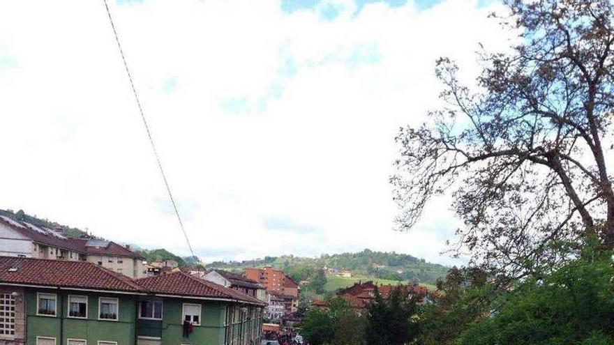 Los jóvenes peregrinan a Covadonga por el año jubilar