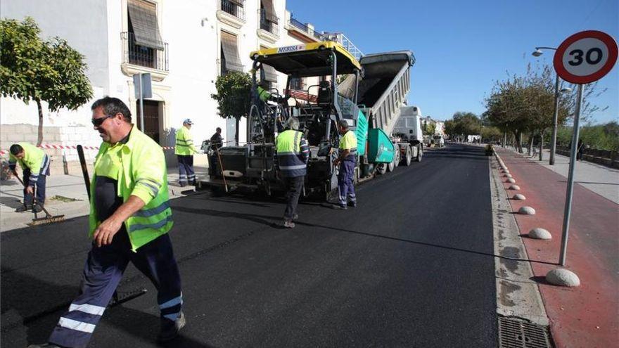 El Plan Asfalto mejorará el pavimento de 30 calles de Córdoba