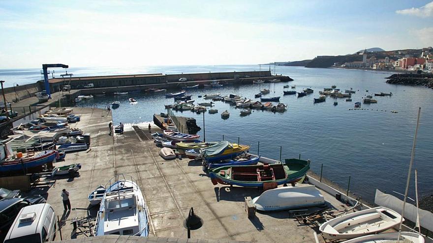 El muelle pesquero de Candelaria contará con 28 nuevos atraques