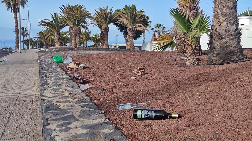 Preocupación en el sur de Tenerife por los botellones y aglomeraciones