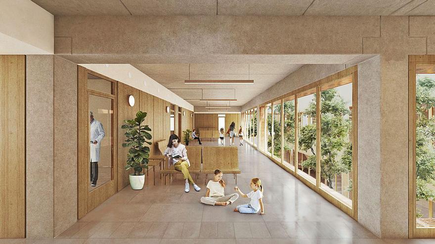 El IB-Salut ya dispone del proyecto del centro de salud de Pollença