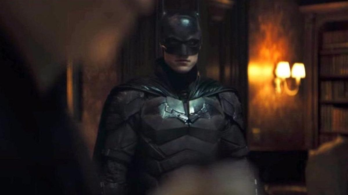 Robert Pattinson protagoniza 'The Batman'.