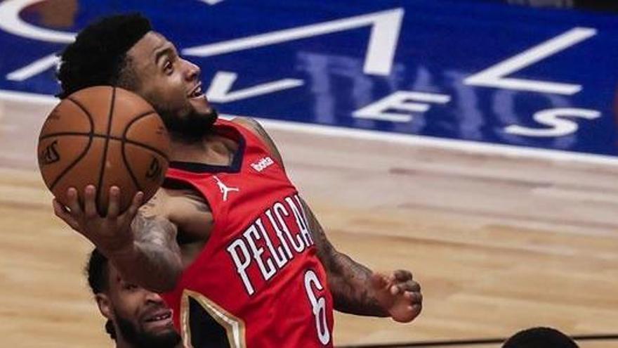 Doncic y Porzingis rompen a los Pelicans con un festival de triples
