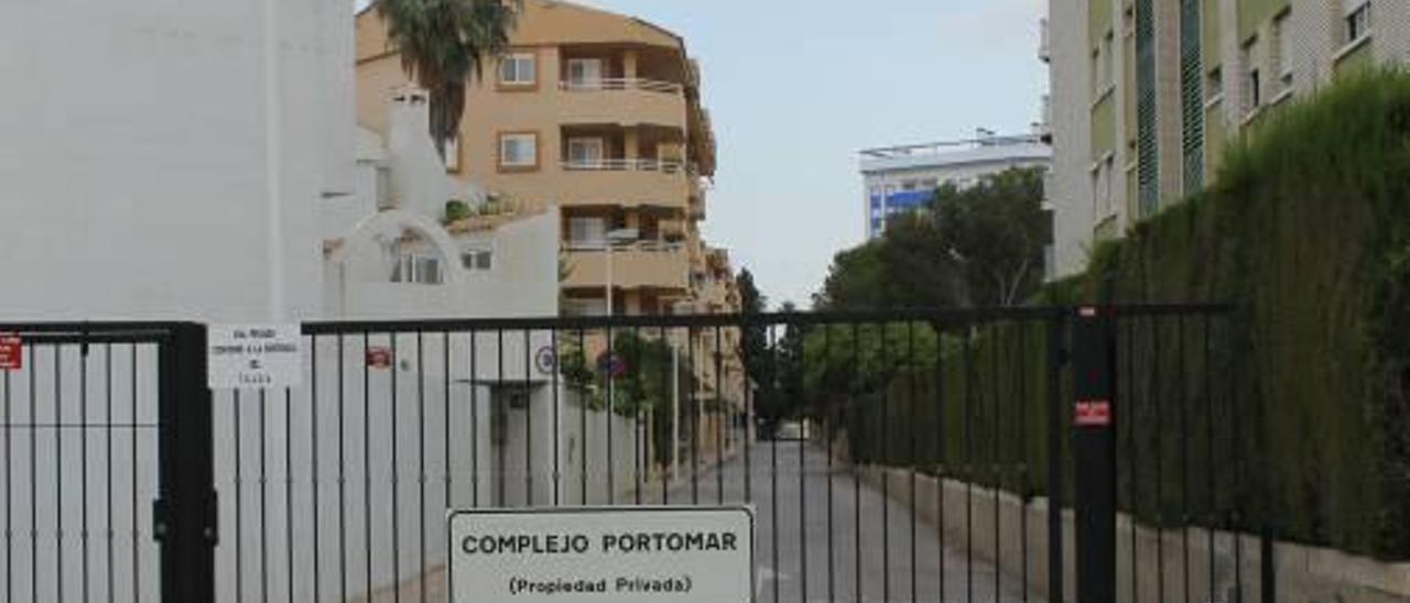 Orpesa quiere acabar con el uso privado de la calle Torre Paquita