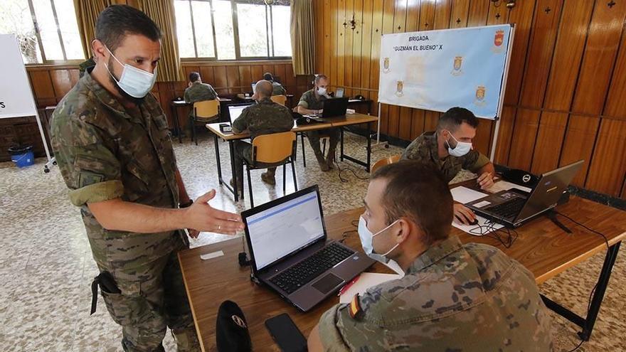 Abierto el plazo para solicitar más de 900 plazas en las Fuerzas Armadas