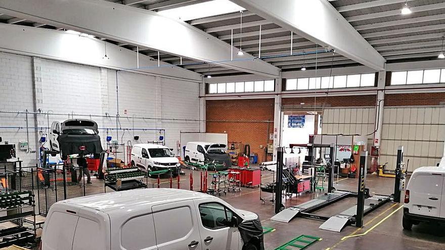 Dangel crece en Vigo: aumenta plantilla y proyecta incrementar la producción