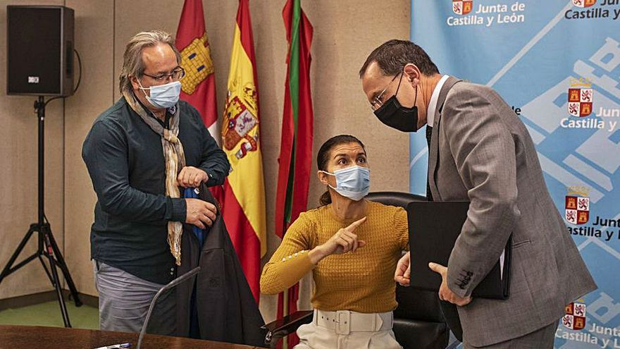 Los brotes familiares son la principal vía de contagio en Zamora